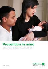 NSPCC Spotlight report on Perinatal Mental Health.pdf