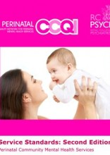 CCQI Perinatal Service Standards 2nd edition