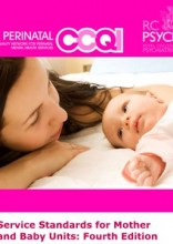 CCQI Standards for Mother and Baby Units 4th Edition